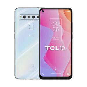 TCL T770H 10L 64GB+6GB RAM 6,53'' FHD+ SMARTPHONE TELÉFONO MÓVIL LIBRE BLANCO 4G