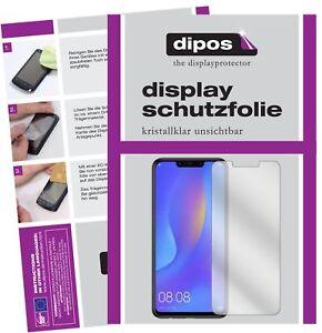 2x Huawei P Smart Plus Film de protection d'écran protecteur clair dipos - DE, Deutschland - 2x Huawei P Smart Plus Film de protection d'écran protecteur clair dipos - DE, Deutschland