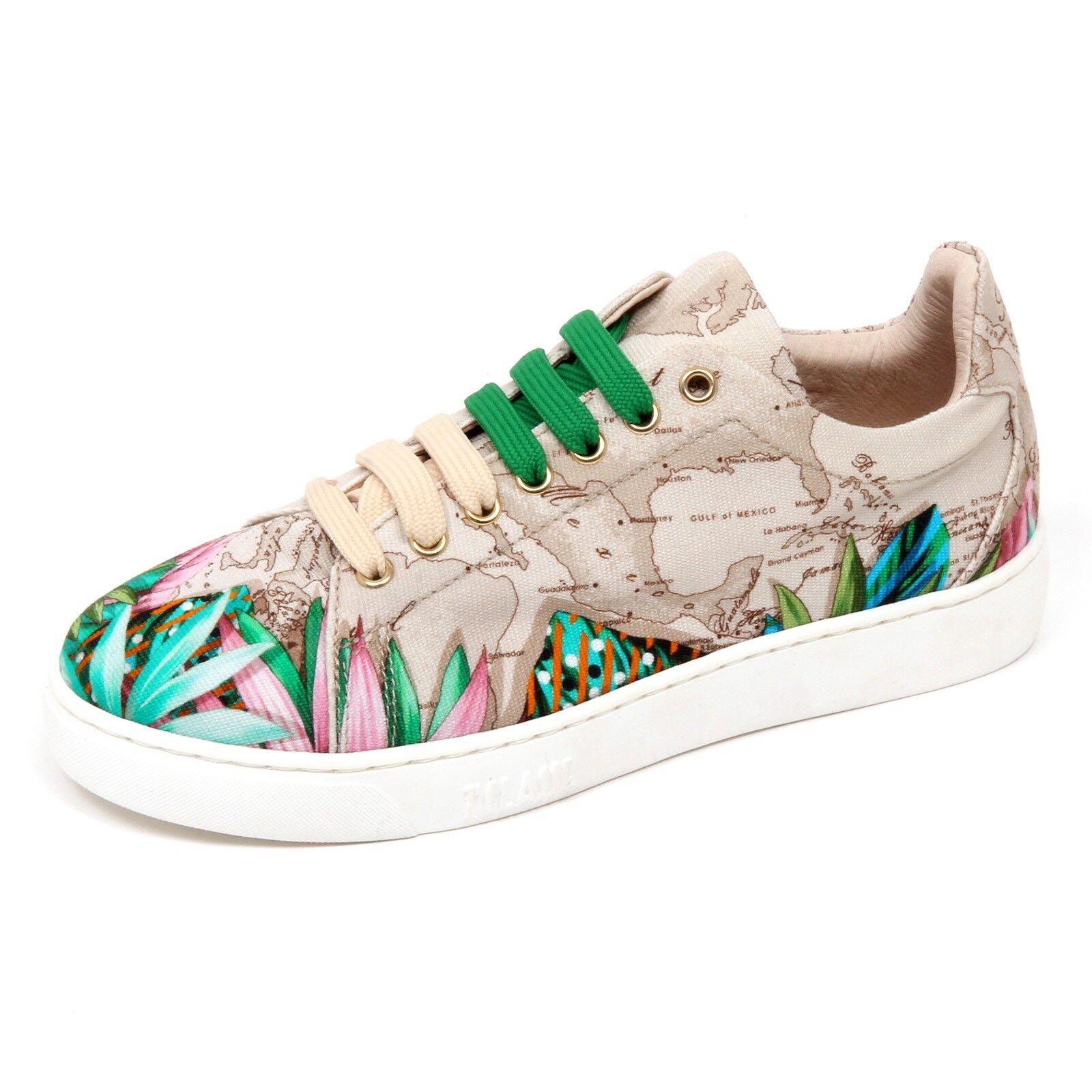D2898 Sneaker Woman Alviero Martini 1a Class tissue shoe woman
