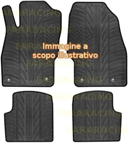 Set Tappeti tappetini in gomma su misura Renault Megane III coupe 3p 03//09/>