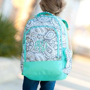 monogram school bag personalized backpack personalized book bag book bag Monogram backpack personalized school bag monogram book bag