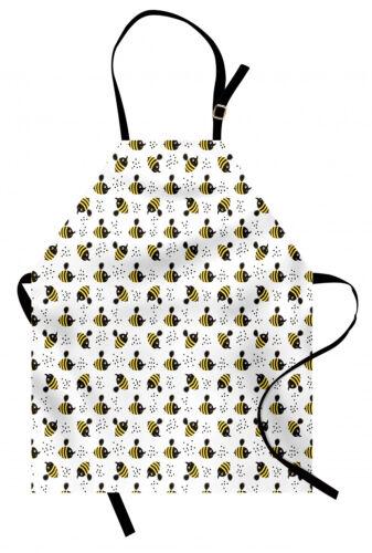 Biene Kochschürze Honig-Bienen-kindische Karikatur Waschbar Farbfest