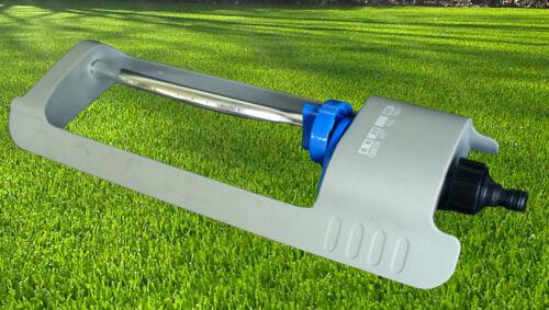 Oscillating Sprinkler for Lawns /& Gardens rectangular watering pattern