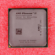 AMD Phenom II X4 945 Quad-Core CPU Processor 3 GHz HDX945FBK4DGI Socket AM3