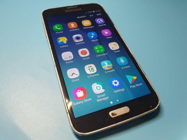 Samsung Galaxy s5 Neo sm-g903f - 16gb Smartphone (entsperrt) - Schwarz