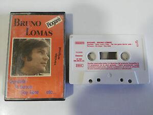 BRUNO-LOMAS-ROGARE-CINTA-TAPE-CASSETTE-K7-DIAMANTE-1990