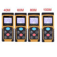 40M 60M 80M 100M Digital Laser Distance Meter Range Finder Measure Diastimeter V