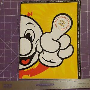1993/1994 Reddy Kilowatt products catalog