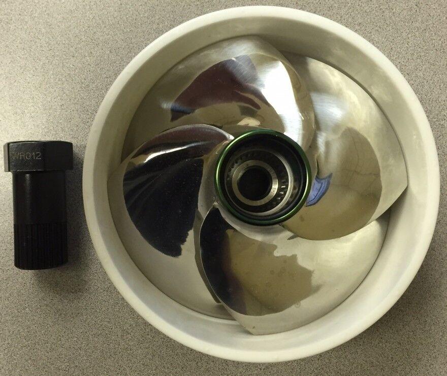 Performance Laufrad Installation Set Sea-Doo 09-10 Rxp 12 + 215 GTR 215 + Tragen Ring 2a8b63
