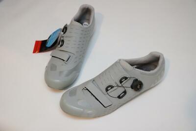 New Scott Men/'s Road Premium BOA Gray Carbon Bike Shoes EU 46 US 11.5 3-Bolt