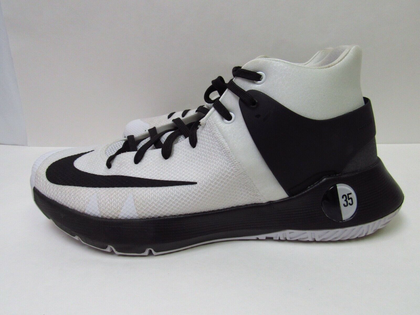 Nike KD Trey IV TB White   Black 844590-100 Mens Sneakers Size 11