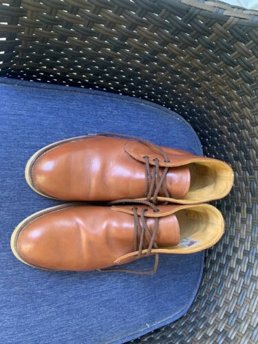 Red Wing Chukka Boots 13