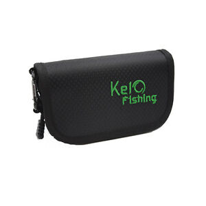 Kelo-Fishing-Blinkertasche-Box-Forellenkoeder-Forelle-Spoon-Blinker-Angeln-Koeder