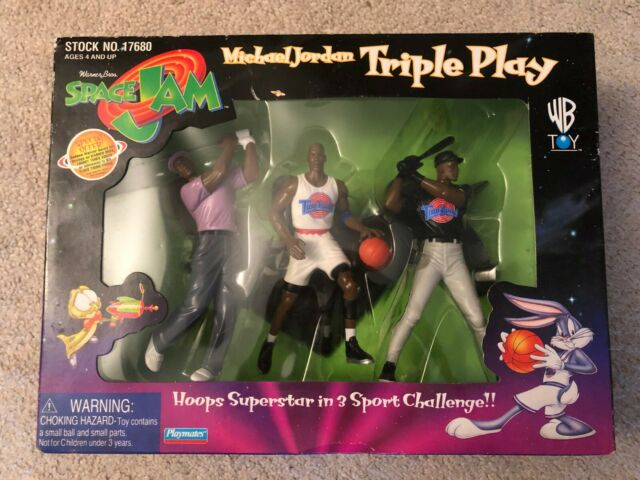 Playmates Jouets Triple Play Action Figure