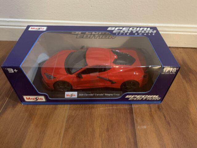Maisto 1:18 2020 Chevrolet Corvette Stingray C8 Special Edition