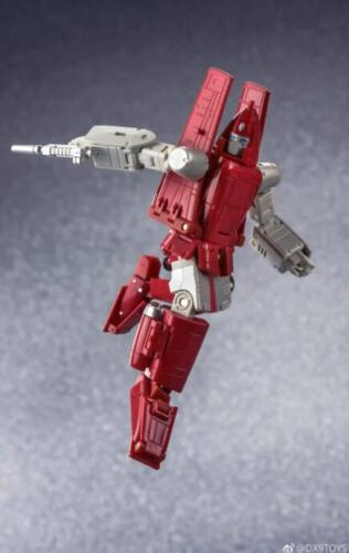 New DX9 toys Transformers D11 Richthofen MP Powerglide Figure In Stock