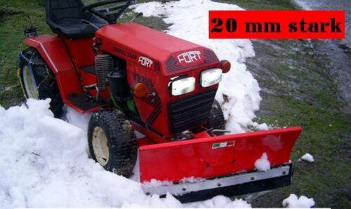 Schneepflug Schürfleiste Gummilippe Gummileiste 2800x100x20 für Schneeschild o
