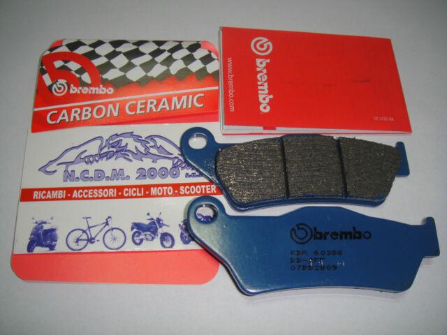 Brake Pads BREMBO Rear BMW R 1150 GS Year 2000 2001 07BB2809