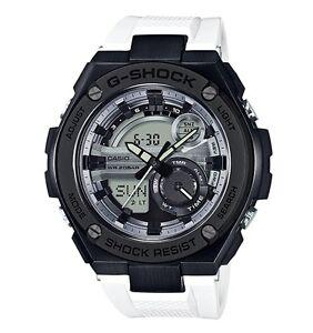 Casio-G-Shock-G-STEEL-GST210B-7A-Black-Steel-Case-White-Resin-PayPal-crzycod
