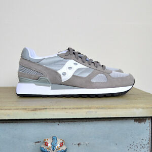 adc2292f901 Image is loading SAUCONY-2108-524-SHADOW-ORIGINAL-GREY-WHITE-BOSTON-