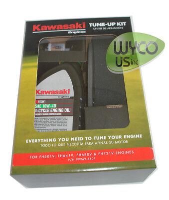 KAWASAKI TUNE-UP KIT WITH AIR CLEANER, FH601V, FH641V, FH661V, FH680V, on