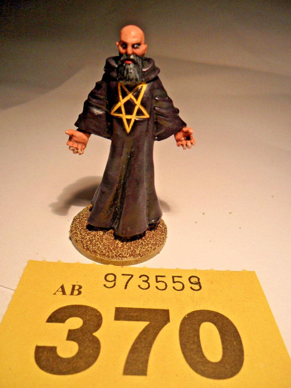 Gotterdamerung Jim Bowen Hellboy Rasputin BPRD Painted 40mm Pulp Y370