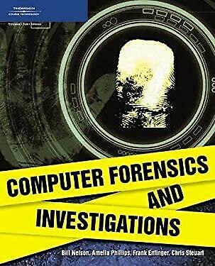 Computer Forensics and Investigations by Nelson, Bill