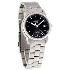 Tissot Mens Titanium PR100 Black Dial Bracelet Quartz Watch T049.410.44.051.00