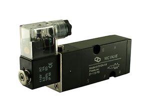 1-4-034-Pneumatic-4-Way-Namur-Mount-Directional-Control-Solenoid-Air-Valve-12V-DC