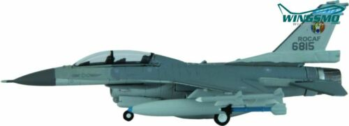 Hogan Wings Lockheed Martin F-16B Blk 20 Scale 1:200 ROCAF Hualien AFB 12th TRG