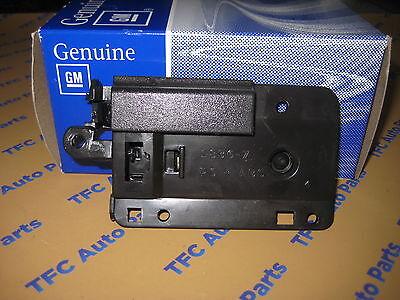 INEEDUP Door Handle Replacement for 2007-2013 Chevrolet Silverado GMC Sierra Glove Box Latch Handle Black