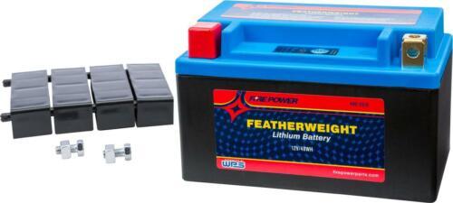 2007-2011 Suzuki 450 King Quad New FirePower Lithium Ion ATV Battery