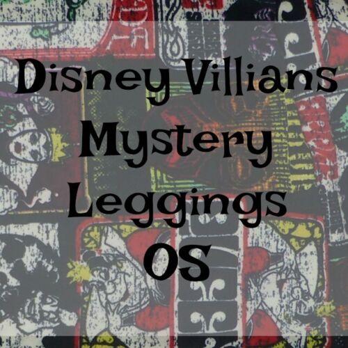 Lularoe DISNEY VILLAINS MYSTERY Leggings OS