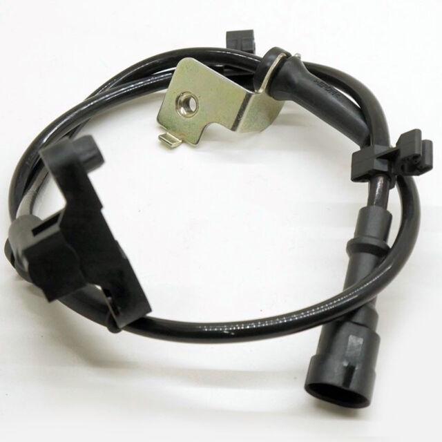 2x ABS Raddrehzahl Sensoren Vorne Für Chrysler Voyager Mk4 2.8 CRD 5YR Garantie