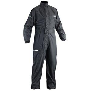 Ixon-compact-noir-Moto-1-rain-suit-impermeable-legere-avec-sac