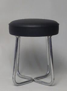 Marcel Breuer Thonet Hocker B77 Bauhaus Stahlrohr Art Deco Ebay