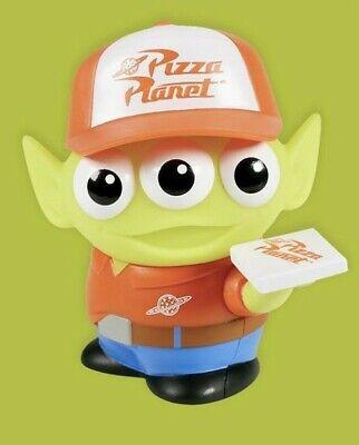 SDCC 2020 Mattel Disney Pixar Alien Remix Pizza Planet Delivery Driver Toy Story