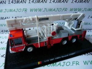 PDP13N-1-73-DEL-PRADO-Pompiers-du-Monde-RENAULT-Cbea-Comet-1981-Belgique