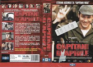 CAPITANI-D-039-APRILE-2000-vhs-ex-noleggio