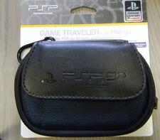Sony PSP GO Game Traveler Carrying Case BRAND NEW! Official Sony Black / Blue