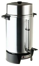 NEW & SEALED! West Bend 33600 100-Cup Commercial Coffee Urn with Indicator Light