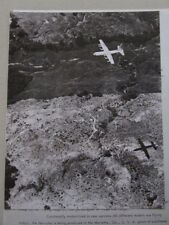 PHOTO PRESSE USAF LOCKHEED GEORGIA C-130 HERCULES MEASURING EARTH RESSOURCES