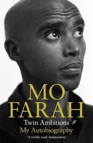 1 of 1 - Twin Ambitions - My Autobiography By Mo Farah