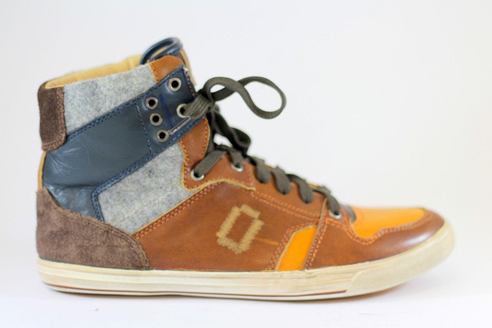 MONO leather high top scarpe da ginnastica ginnastica - scarpe da ginnastica da alte in pelle 4151b7