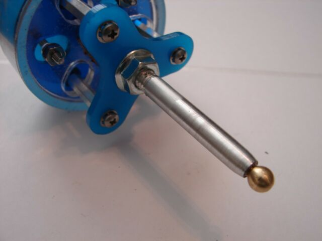 """CNC 3D Digitizing Probe for Mach3 1/4"""" brass ball tip Lowest Cost Qualityprobe"""
