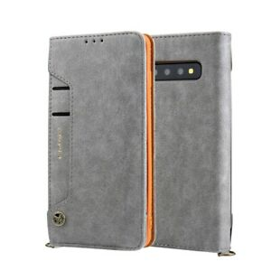 CMAI-2-PU-cuir-Stand-Portefeuille-Telephone-Portable-Etui-Housse-Pour-Samsung-Galaxy-S10