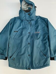 Vintage-90s-Ripcurl-Jacket-Teal-Embroidered-Aussie-Surfwear-Sz-L-Rad