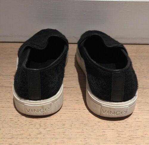 Calf Sz Blair 5250 Haar instappers SneakersZwart Vince Dames 6 v0mwN8Oyn