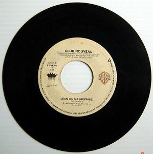 1986-039-S-45-R-P-M-RECORD-CLUB-NOUVEAU-LEAN-ON-ME-edit-LEAN-ON-ME-Reprise