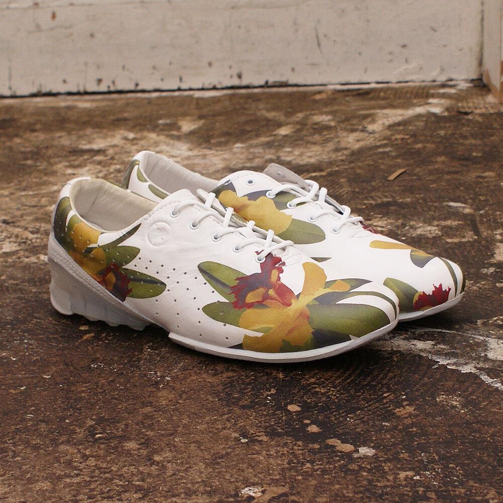 NEW Mens Puma Mihara Yasuhiro White Floral Trainers Sneakers GENUINE :